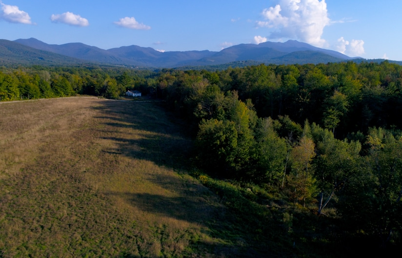 Mountain view property vt