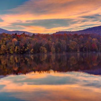 Pond view vt